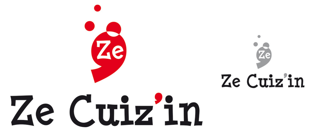 logo restaurant Ze Cuiz'in