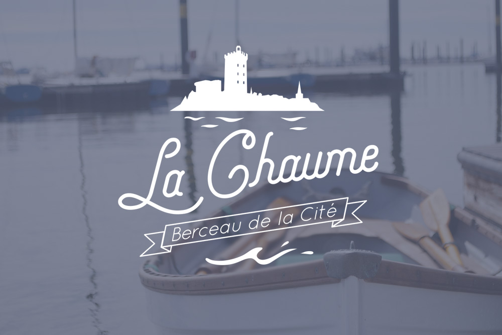 badge vintage la chaume
